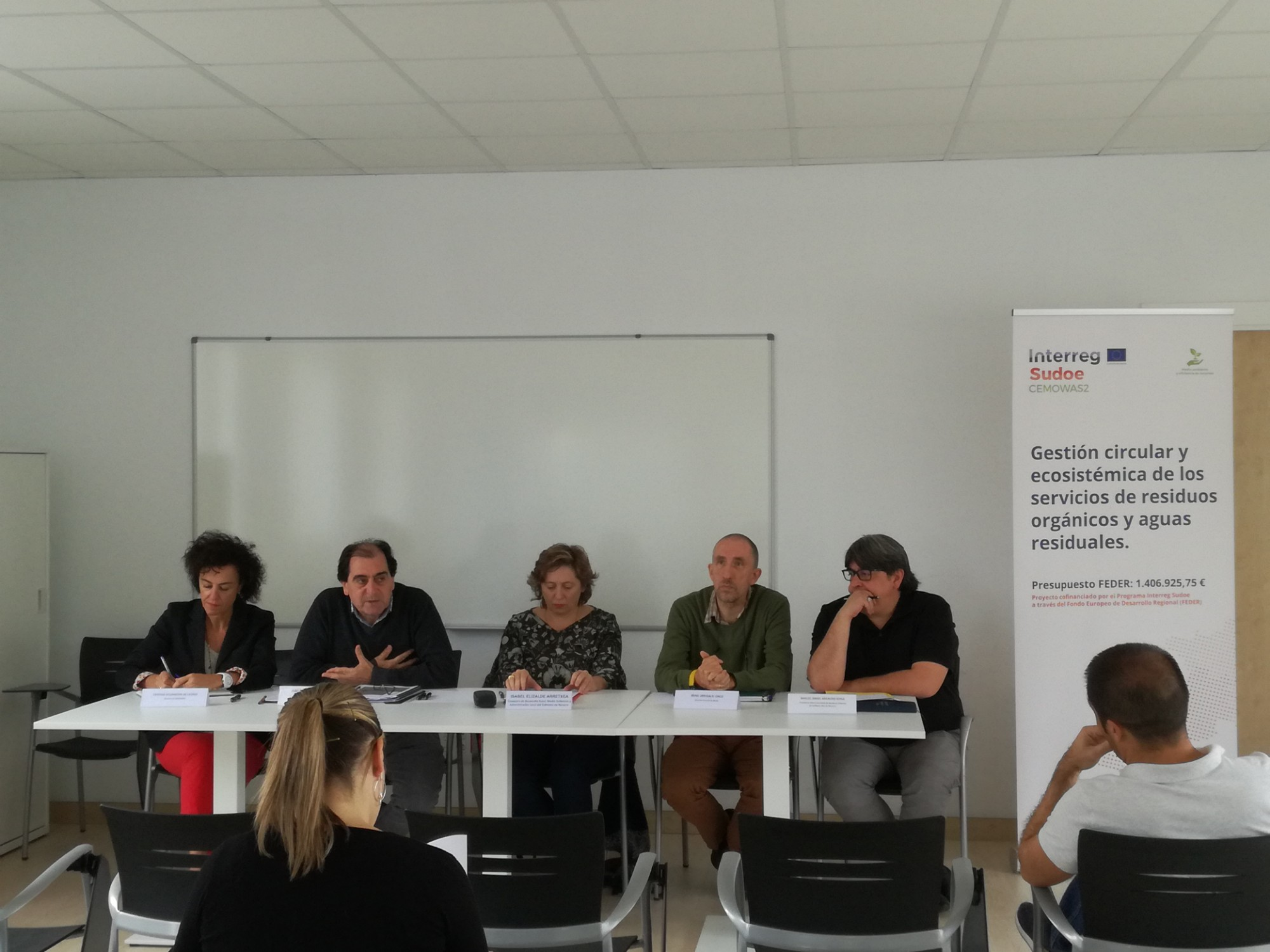 Press Conference Of CEMOWAS2 In Peralta