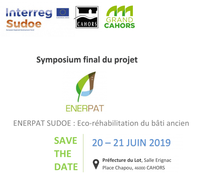 ENERPAT: Evento final, Grand Cahors (FR)