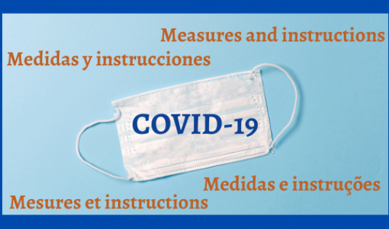 BREAKING NEWS: PREVENTION MEASURES COVID 19